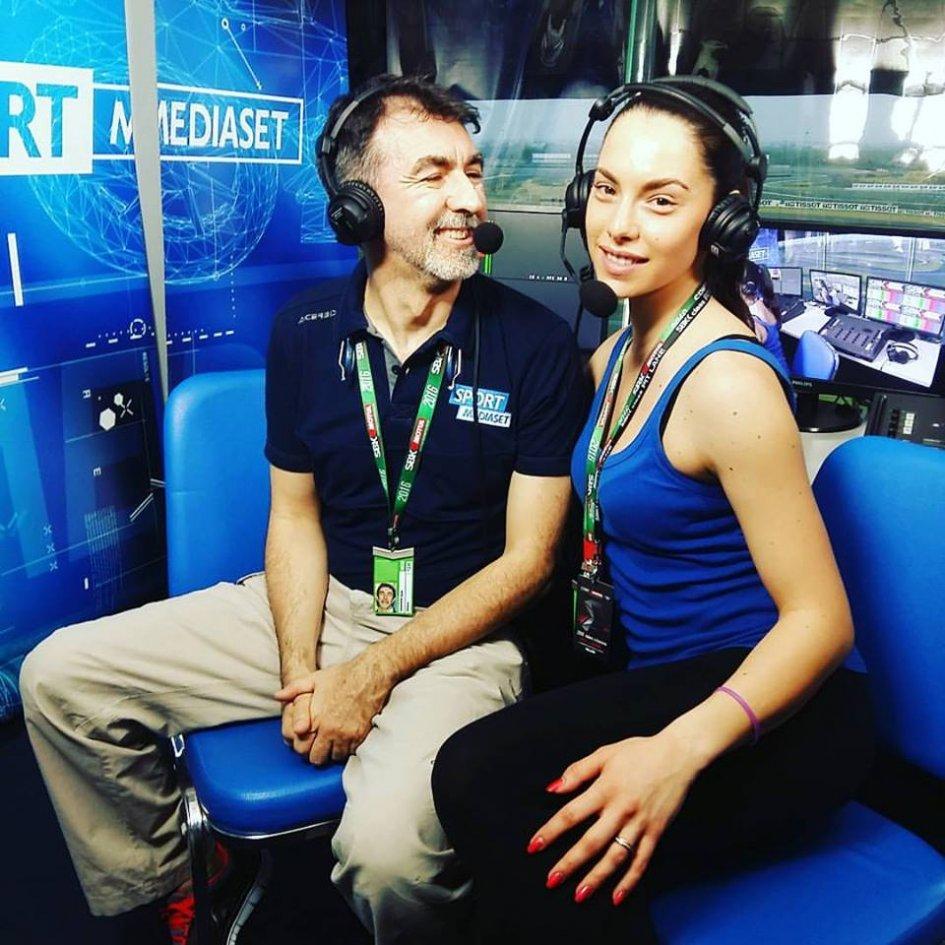 Carlotta Maggiorana: SBK la mia passione
