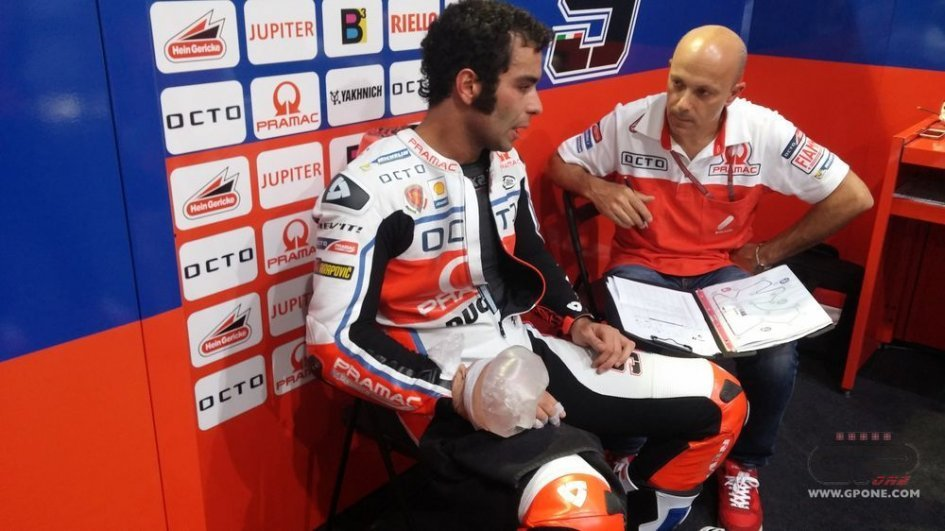 Petrucci to return for Le Mans round
