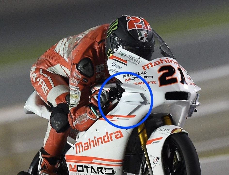 GP Commission: wings banned in Moto3