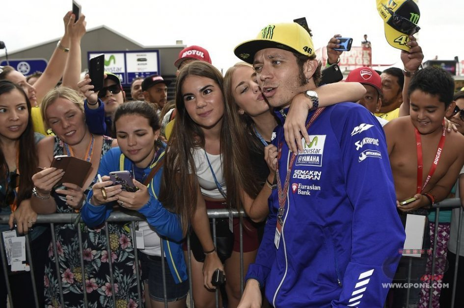 Rossi: at Mugello the battle is reaching the garage