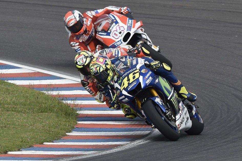 MotoGP, Mugello: Rossi and Ducati aim high   GPone.com