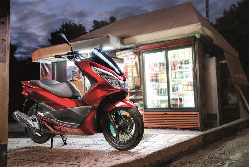 Honda PCX125 YM2017 Euro4