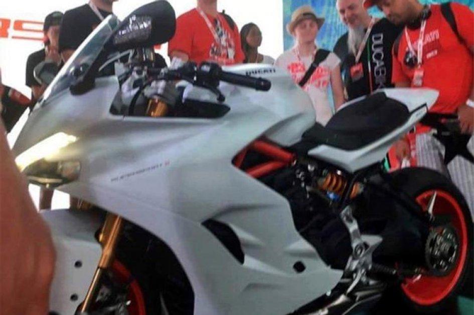 Ducati SS: il ritorno di un'icona