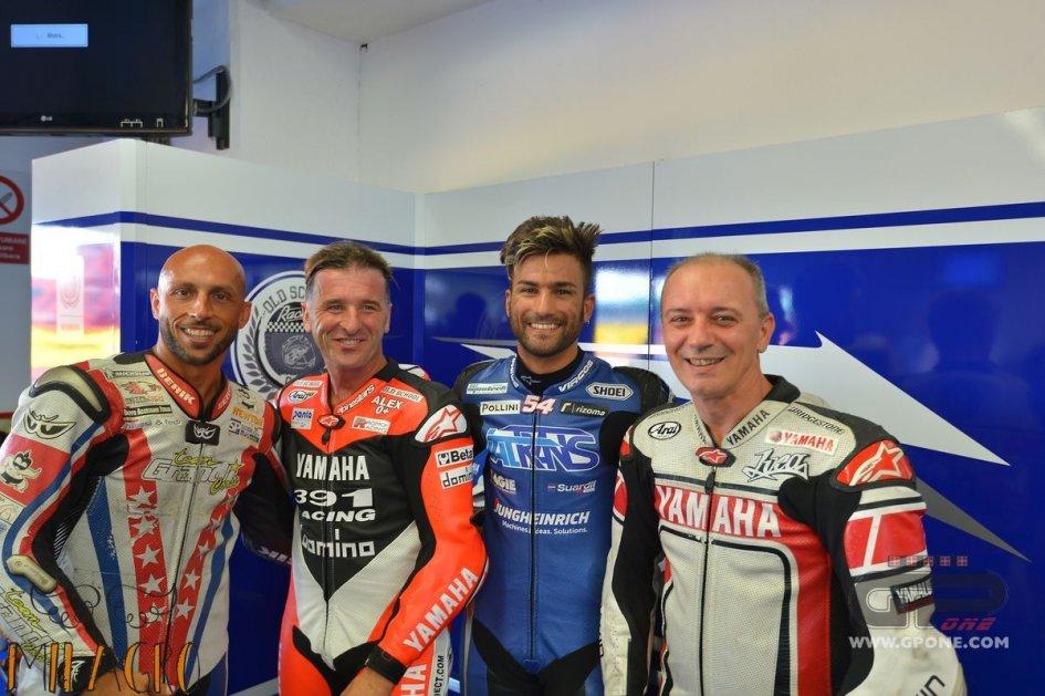 Gramigni and Yamaha launch 'Old School Racing'