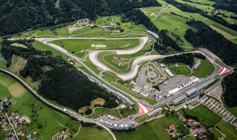 GP Austria: Michelin with asymmetrical rear tyres
