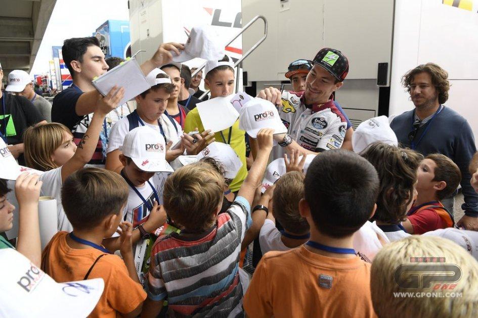 Hayden: bello tornare in MotoGP, ma la SBK è la mia casa