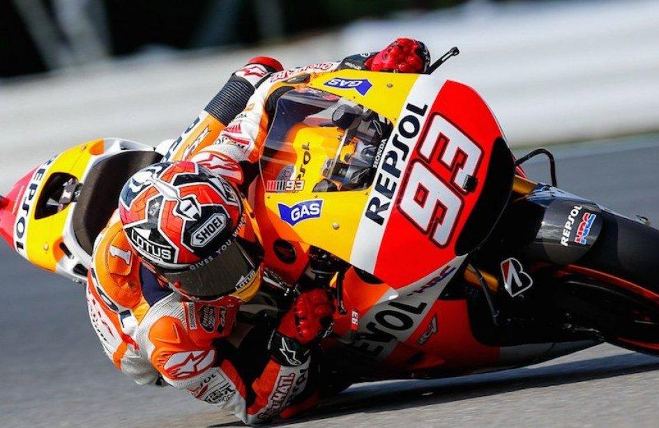 Marquez, insegue il record delle pole