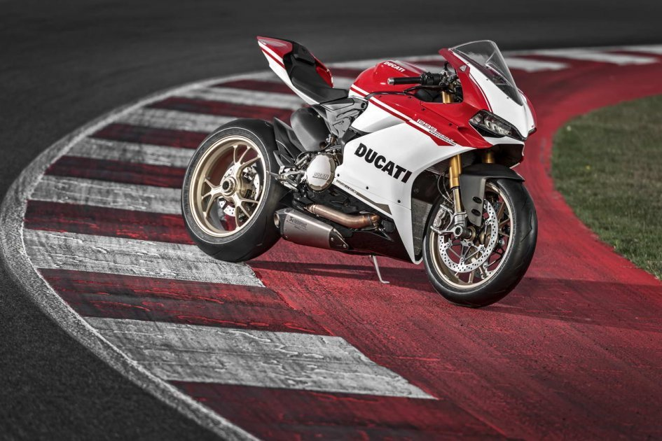 Ducati 1408: a total mystery