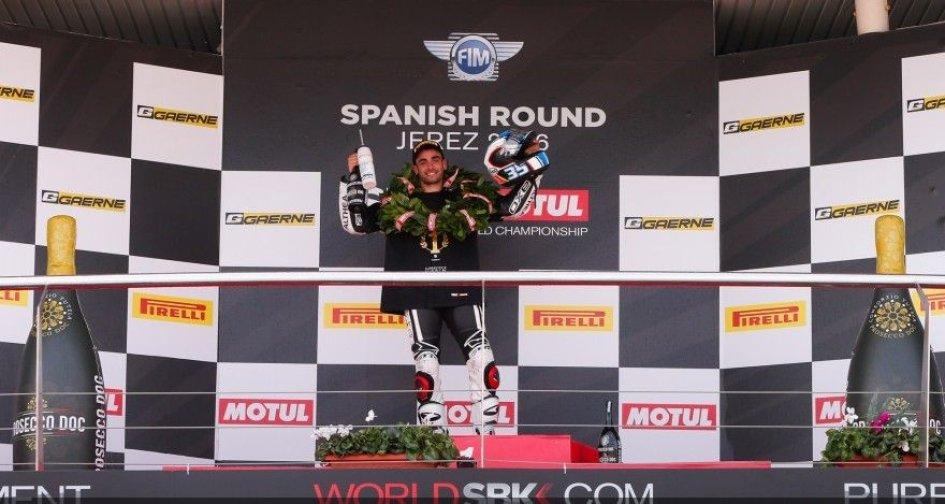 STK1000: festa De Rosa a Jerez, il titolo è suo
