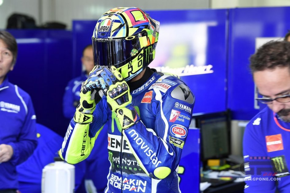 At Sepang Rossi and Vinales 'promote' the 2017 M1