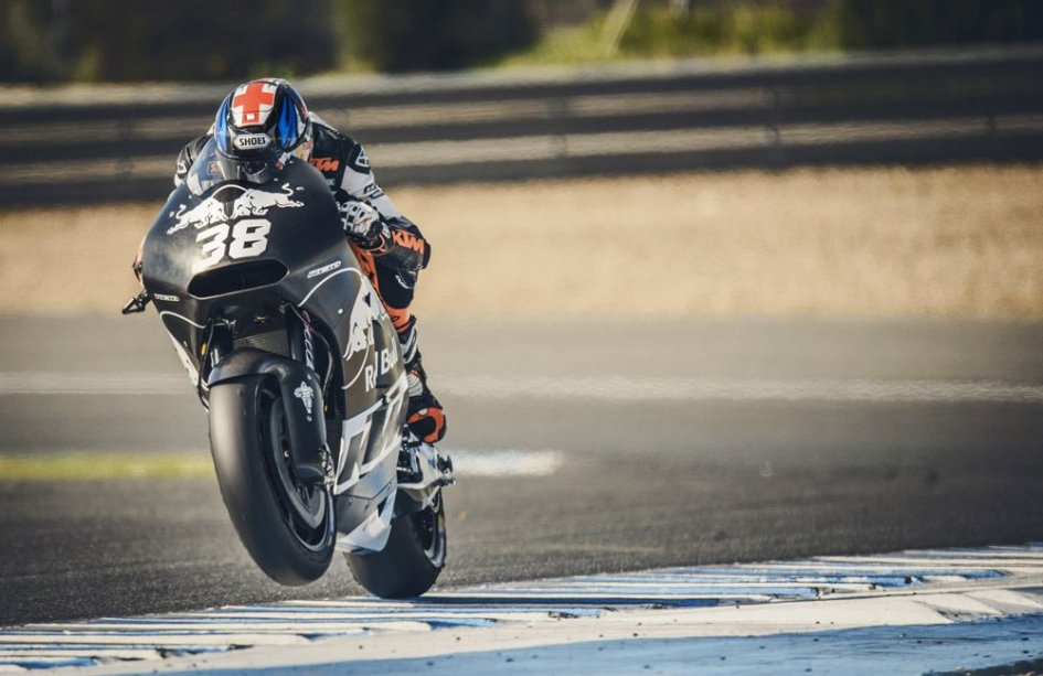 KTM: we need to shave off a couple seconds
