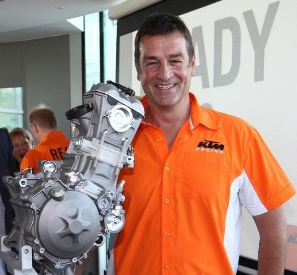 "Trieb (KTM): ""the MotoGP bikes are too powerful"""