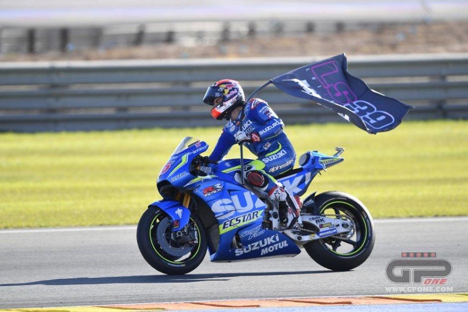 Viñales: I am leaving Suzuki with a smile