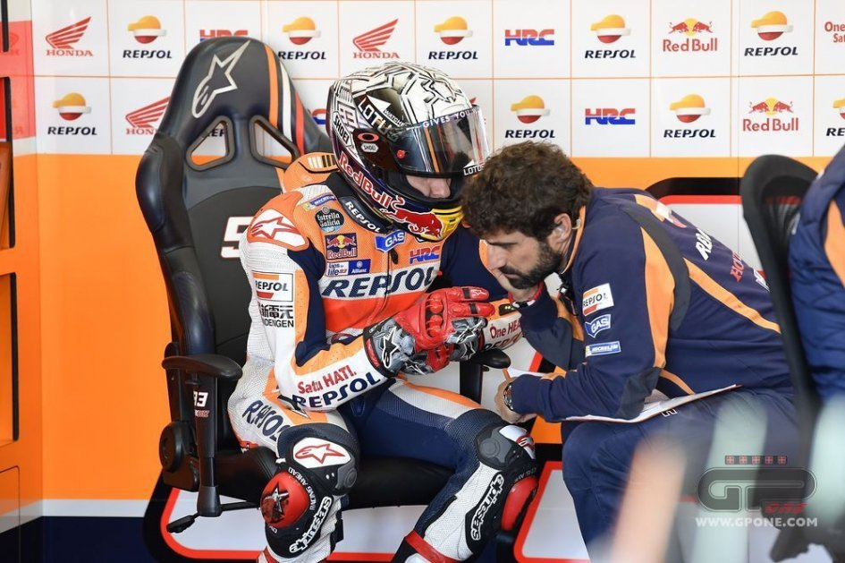 Marquez and Pedrosa on holiday, no Jerez test