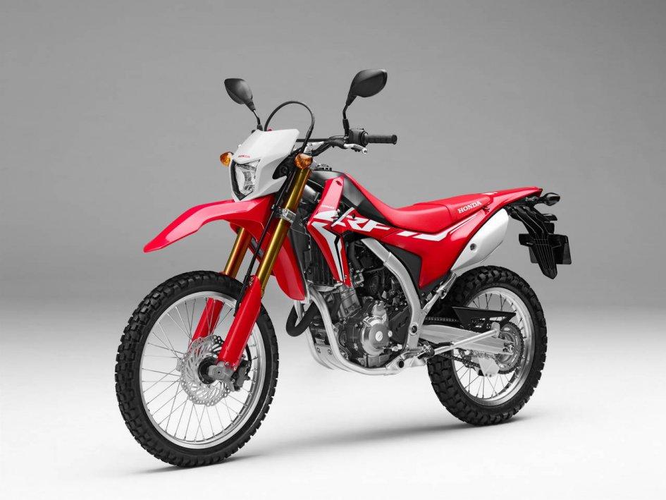 Honda CRF250L my2017
