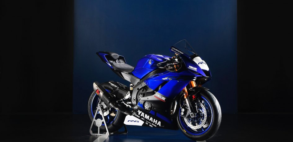 Yamaha YZF-R6 Race Ready 2017