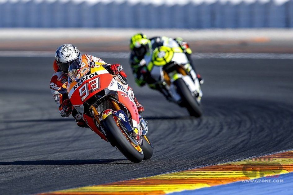 Marquez: My fuel? Rival riders changing bikes