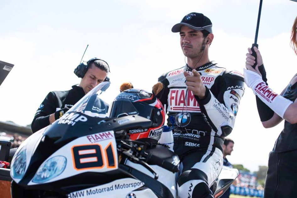 Torres: I don't understand the new regulation, SBK is a family