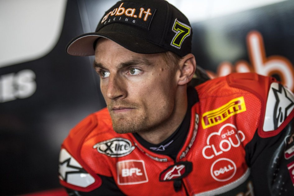 Chaz Davies: Dorna tell us we need to hate each other!