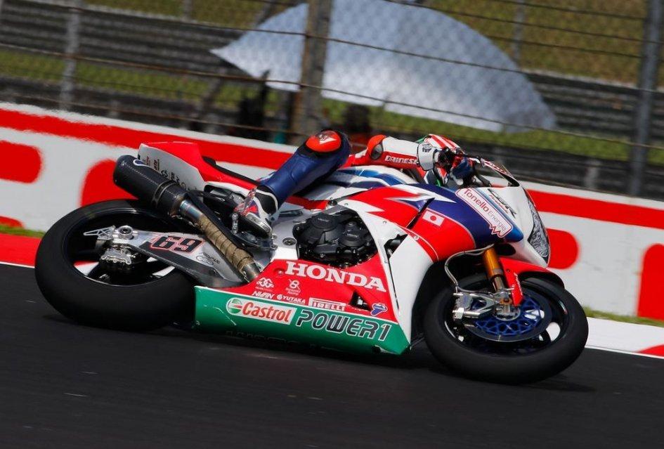 """Hayden: """"the new starting procedure can create better racing"""""""