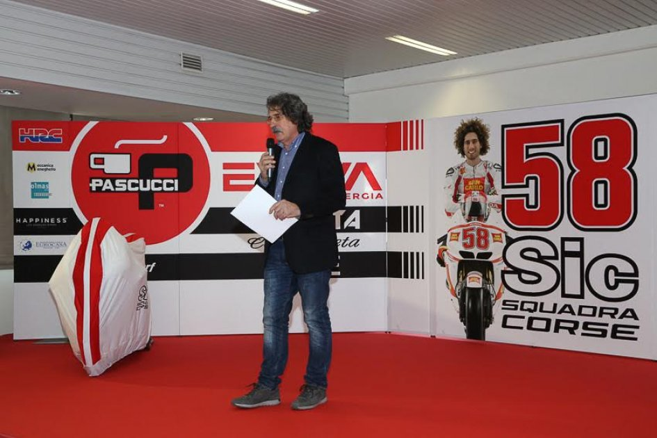 """Paolo Simoncelli: """"Il rispetto del marchio sul petto viene prima della vittoria"""""""