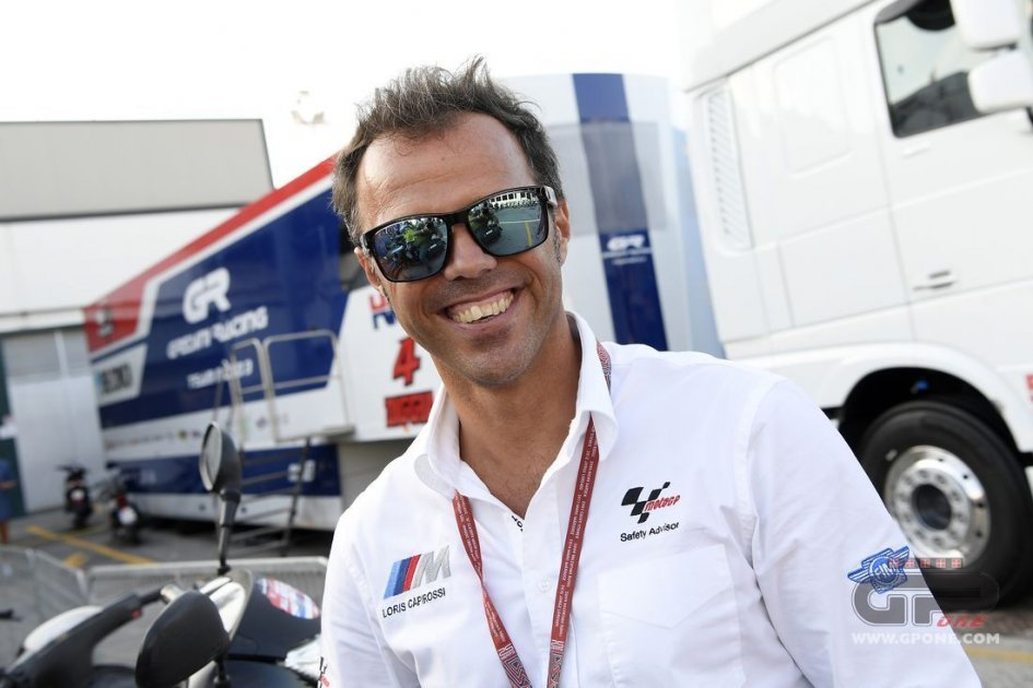 OFFICIAL. Capirossi now part of Race Direction