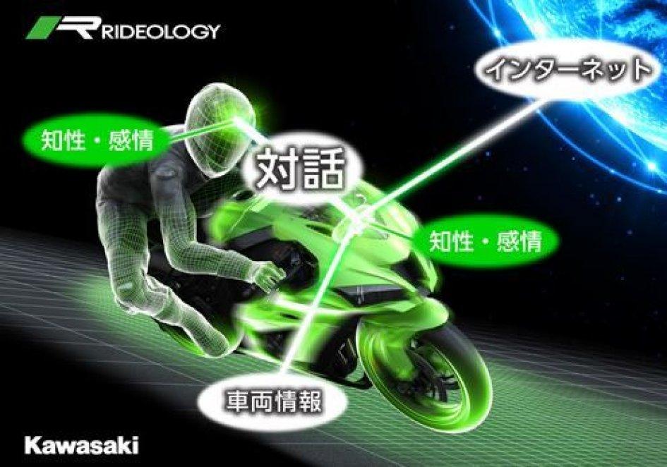 Ciao, sono Kawasaki come vuoi guidare oggi?