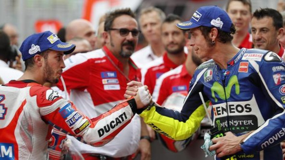 MotoGP: Rossi is 38? I remember Qatar 2008 when I beat him
