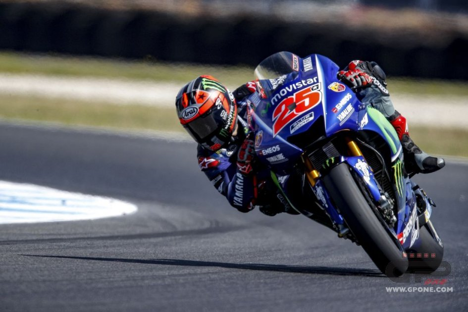 """MotoGP: Viñales: """"I need Marquez's consistency"""""""