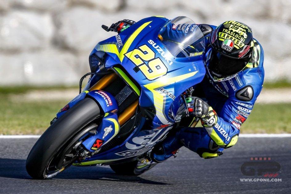 [MotoGP] Test Phillip Island Iannone-carena