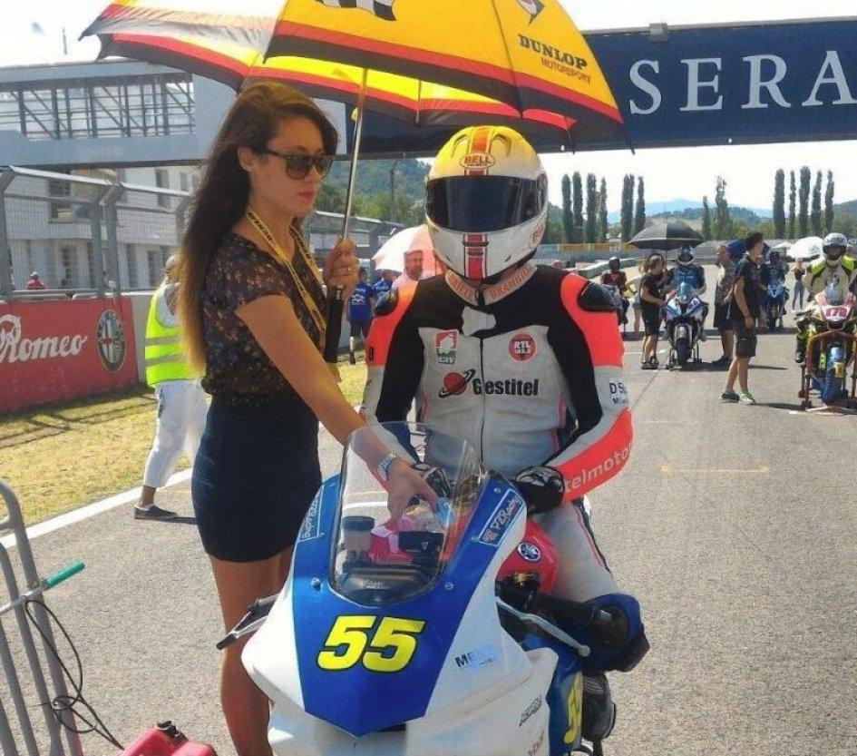 Incidente a Vallelunga, Stefano Togni non ce l'ha fatta