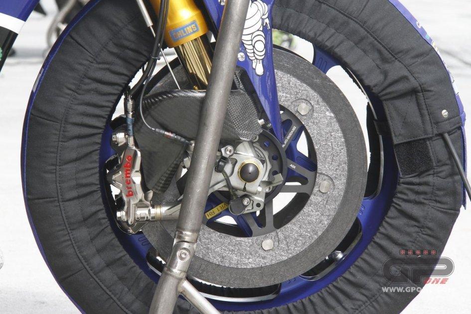 SBK: Freni Brembo: tutte le differenze MotoGP-Superbike