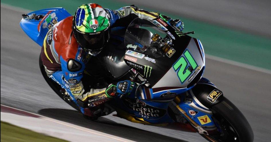 Moto2 Qatar, che trionfo per Morbidelli!