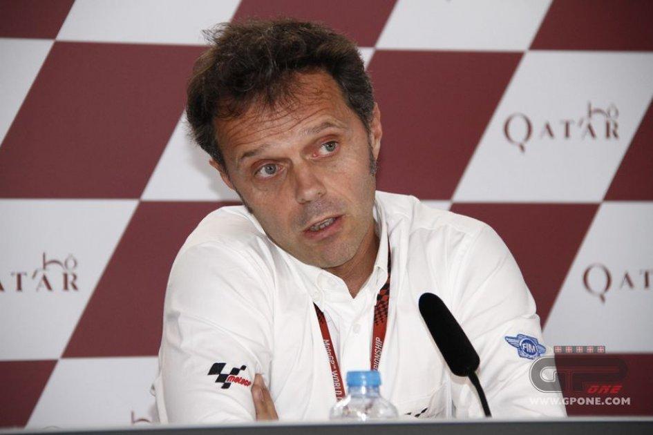 MotoGP: RACE AT RISK. Capirossi: no racing if it rains hard