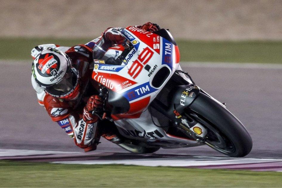 """MotoGP: Lorenzo è fiducioso: """"A Losail sarò veloce fin dall'inizio"""""""
