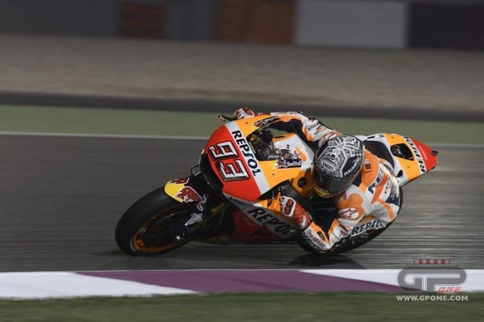 Vinales the winner in Qatar MotoGP