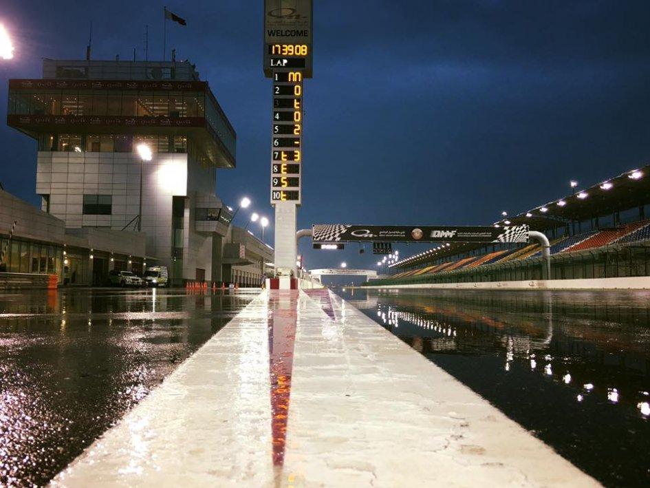 "MotoGP: ""Racing in the wet in Qatar? The riders will decide"""
