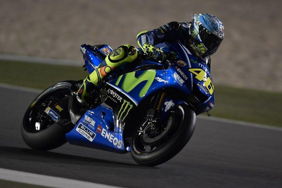 MotoGP Qatar, il vero problema di Valentino Rossi sono le nuove Michelin