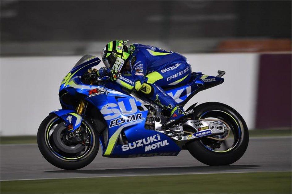 MotoGP, WUP: Marquez primo con caduta, 2° Dovizioso