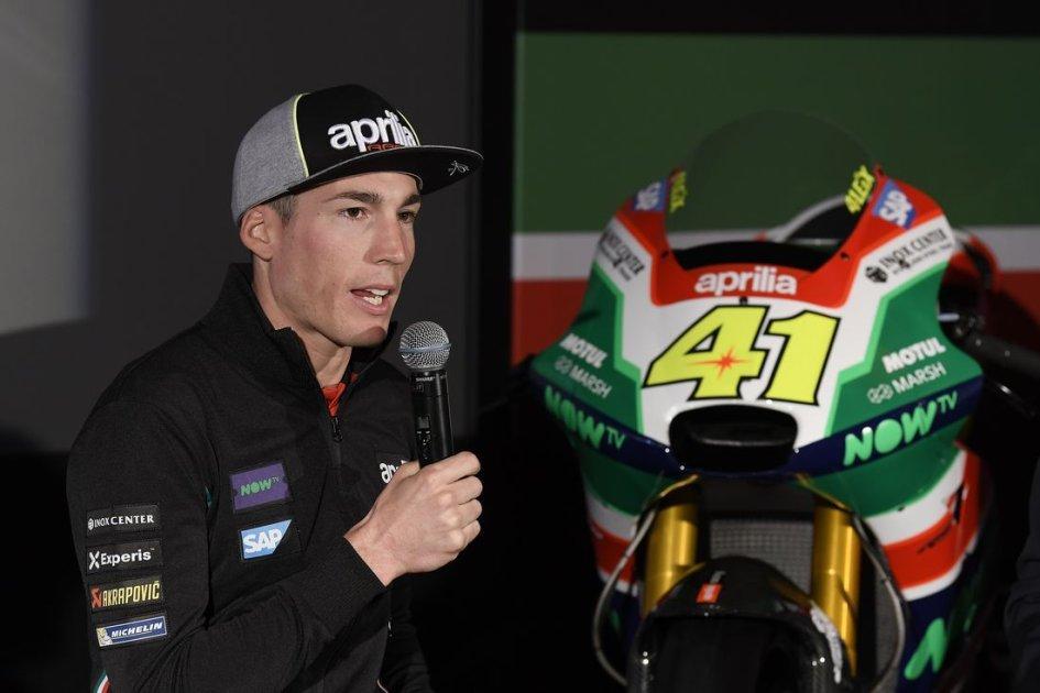 MotoGP: Espargarò: The Aprilia allayed my fears