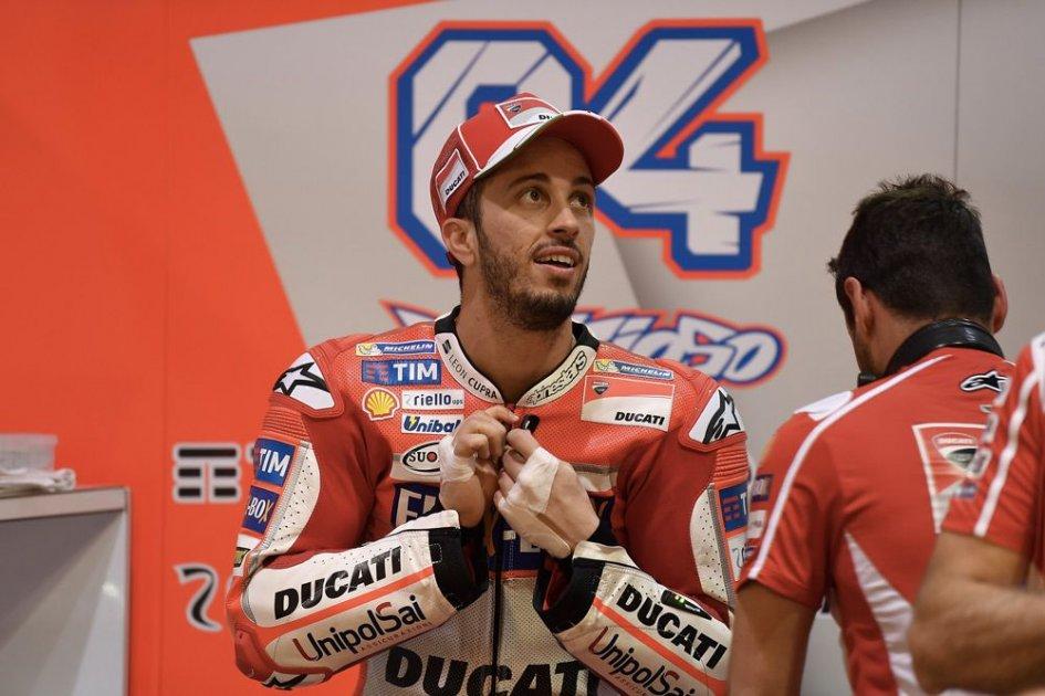 MotoGP: Dovizioso: sorpreso di essere così veloce