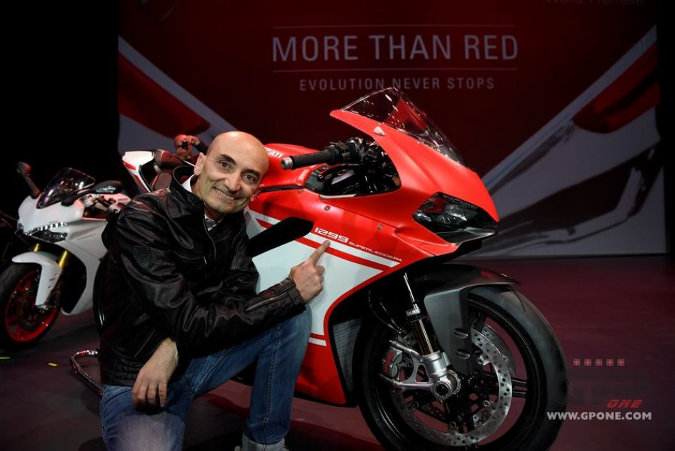 """News Prodotto: Domenicali: """"Qualità e tecnologia spingono le vendite Ducati"""""""