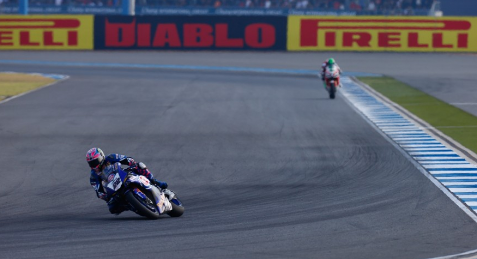 """SBK: Lowes: """"I've made a solid start to the season"""""""