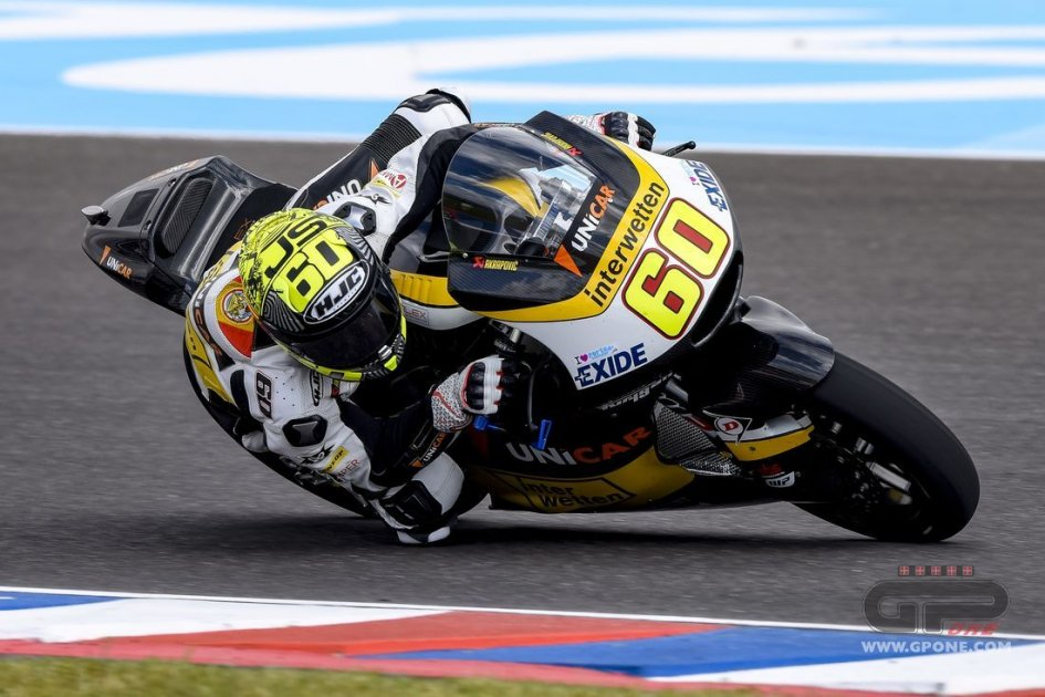 Moto2: Ad Austin Simon sostituisce Gardner