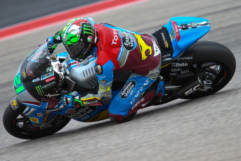 Moto2: Morbidelli does the deed: third consecutive win at Austin