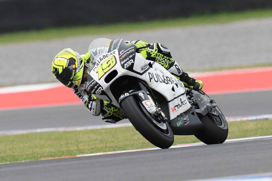 [MotoGP] Argentine Baustiata