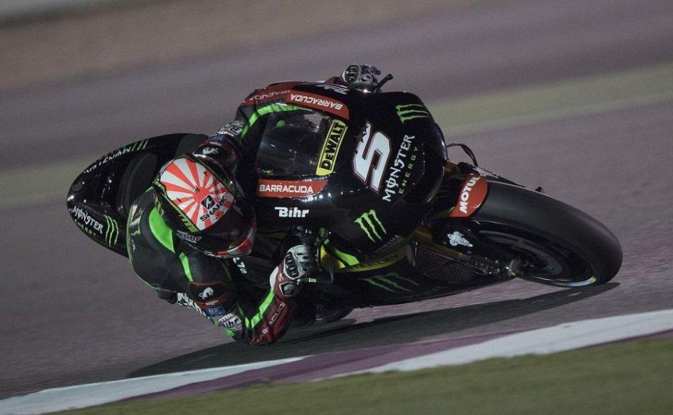 """MotoGP: Zarco: """"Il 4° tempo? Merito anche di Vinales"""""""