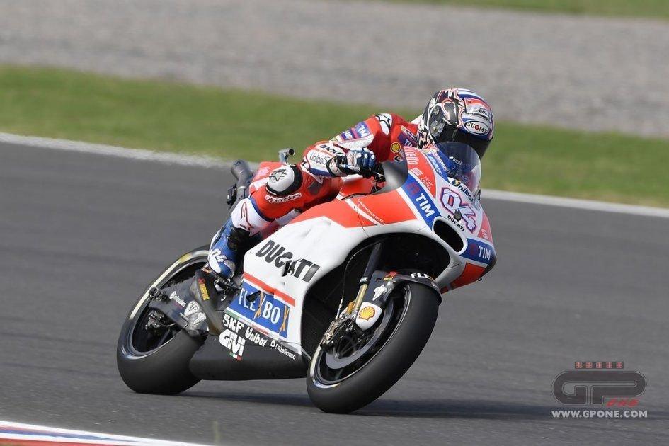 MotoGP: Dovizioso: Austin? Right race to sort things