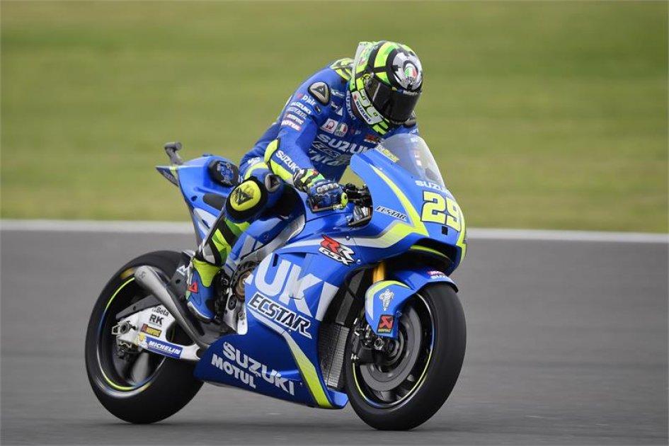 MotoGP: Iannone: Austin? A challenge that invigorates me