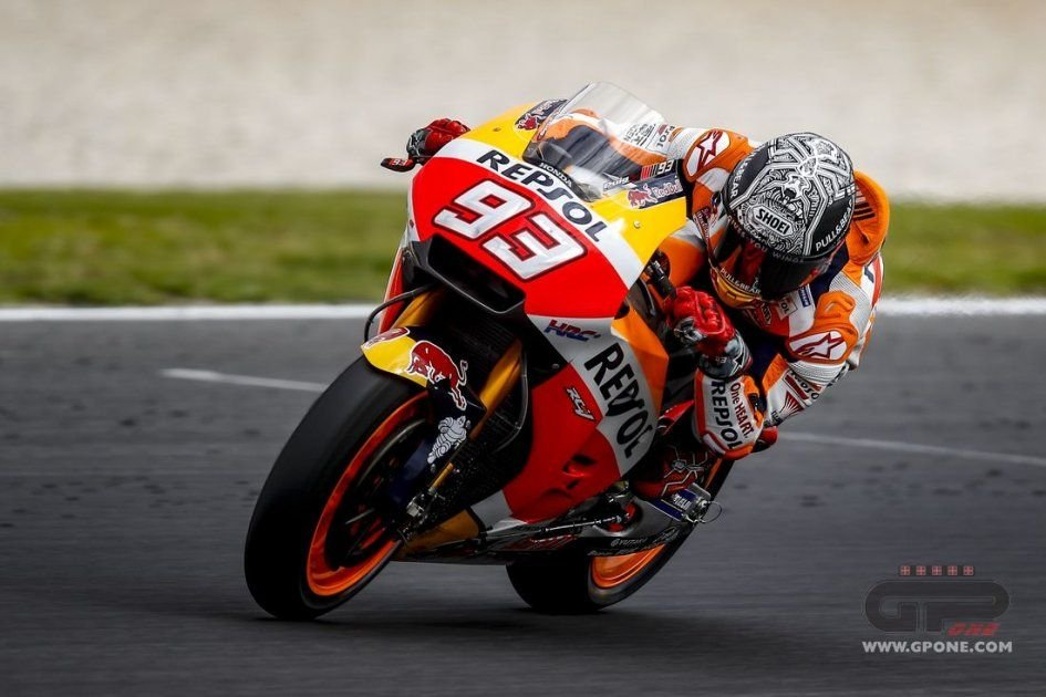 "MotoGP, Marquez: ""At Austin for the first podium of the season"" | GPone.com"
